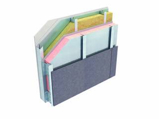 Safe-R SR/RS Rainscreen Insulation