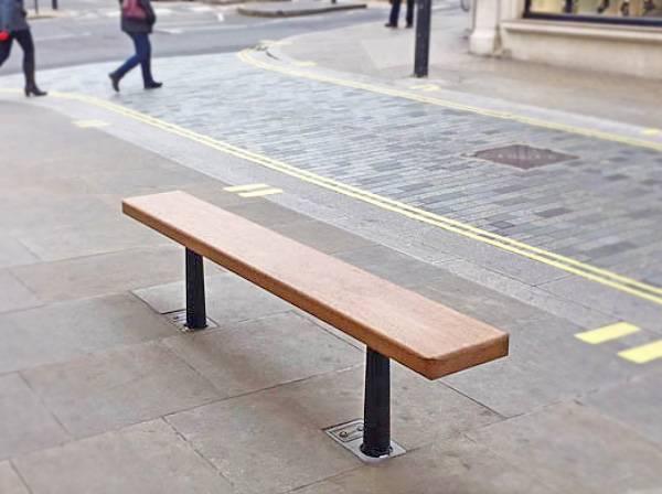 Marylebone Bench