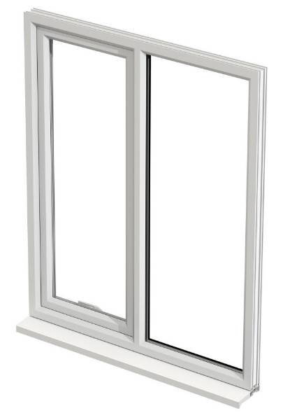 Tilt And Turn Window 70 mm