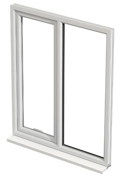 Tilt And Turn Window 70 mm