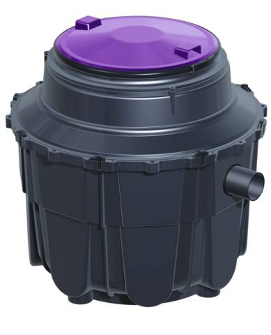 KESSEL EasyClean Modular Grease Separation Systems - Direct (Two Component) NS0.25 - NS4