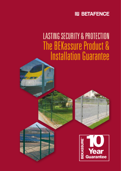 BEKassure 10 year installation guarantee