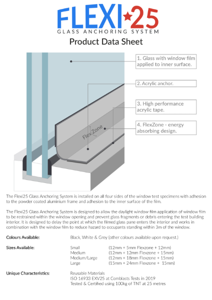 Flexi25 Product Data Sheet