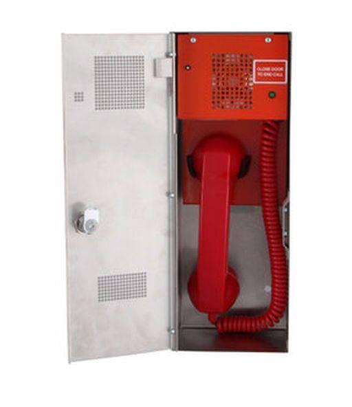 Telephone enclosures