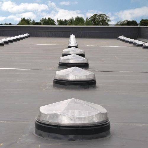 Monodraught Flat Roof Sun Tunnel Kit