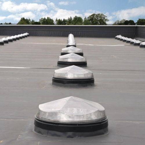 Monodraught Flat Roof Sun Tunnel Kit