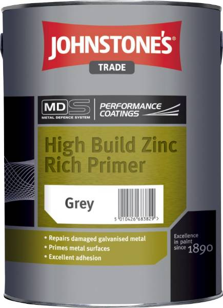 High Build Zinc Rich Primer (Performance Coatings)