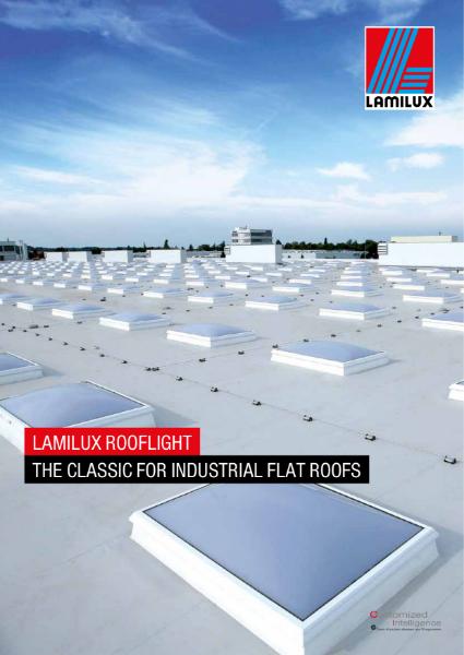 LAMILUX Rooflight F100 Brochure
