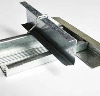 Hush Metal Frame Ceiling System