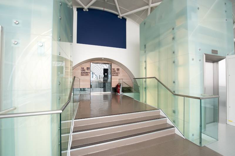 TAPER-LOC System eases installation at The Imperial War Museum London