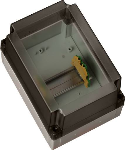DIN-Rail Interface Enclosure