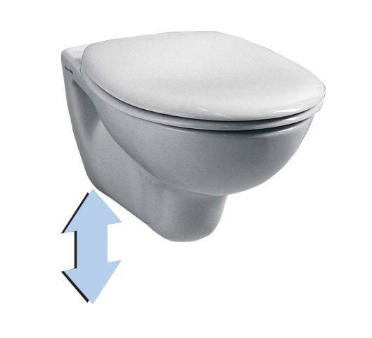 VitrA Arkitekt WC Pan, 6107
