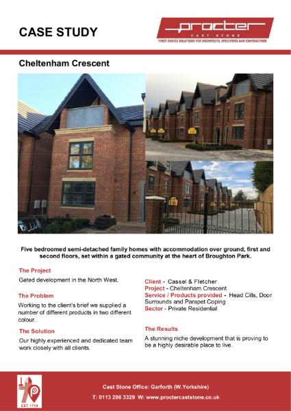 Case Study - Cheltenham Crescent