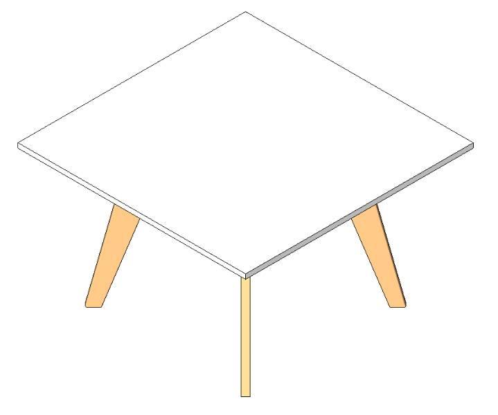 EC4 Square Meeting Table