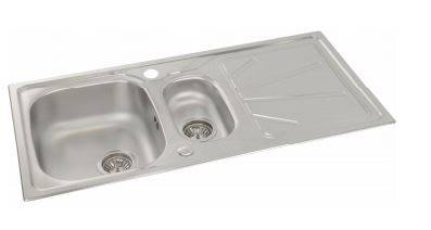 Trydent Stainless Steel Inset Sink