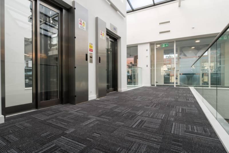 Carpet, Matting & Stair Edgings - Steel City House
