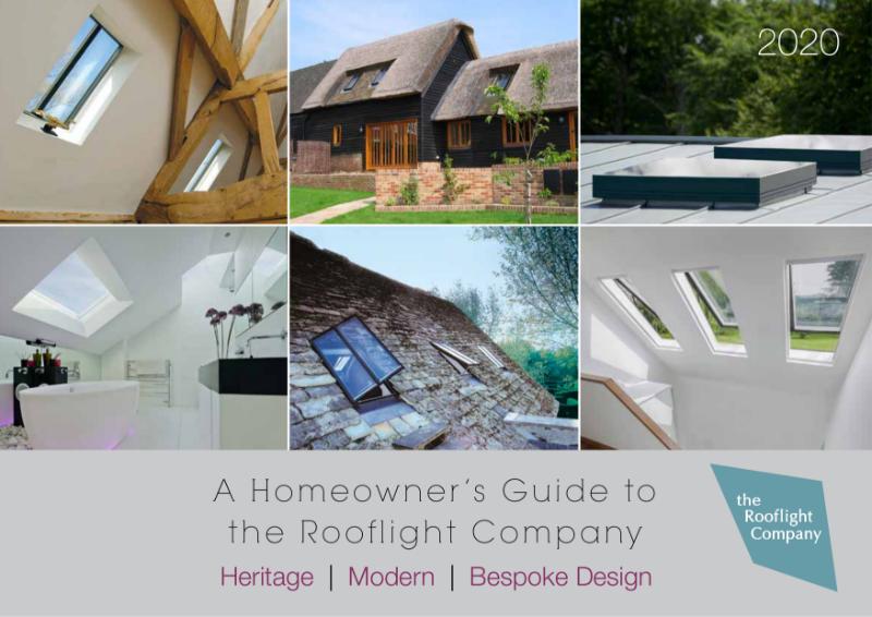 Homeowner Brochure Rooflights