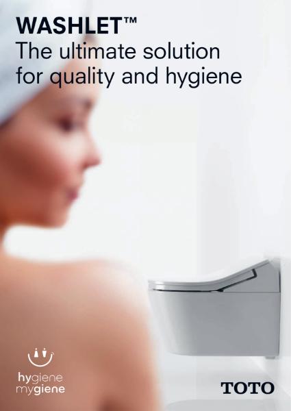 Washlet Shower Toilet Design