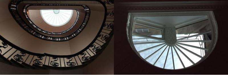 Somerset House rooflight replacement and restoration