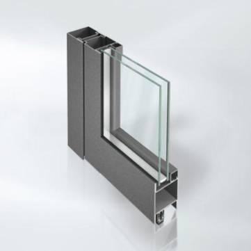 Non-insulated Steel door - Economy 60