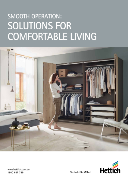 White Paper - Solutions for Comfortable Living