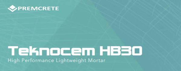 Teknocem HB30