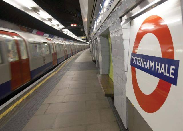 Station Platform Coping - London Underground