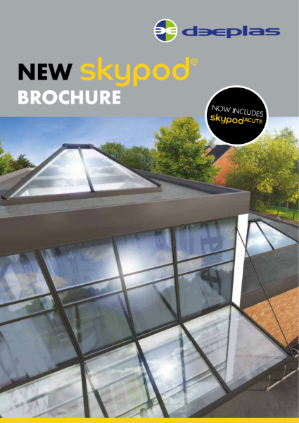Deeplas Skypod Product Brochure
