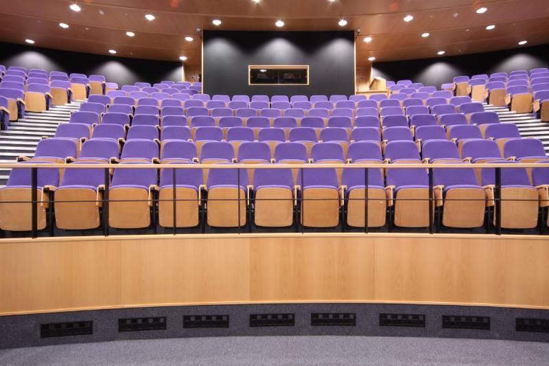 Leeds Beckett University Auditorium Seating
