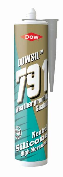 DOWSIL™ 791 Weatherproofing Silicone Sealant