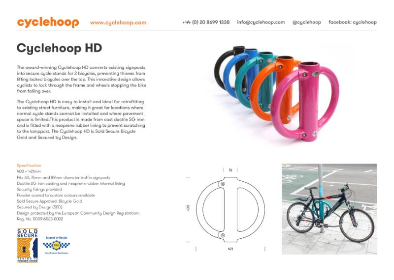 Cyclehoop HD