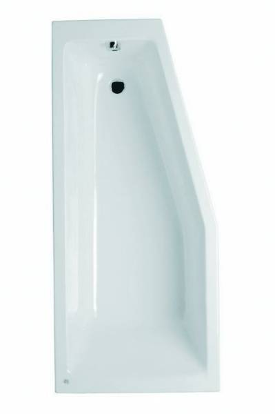 VitrA Neon Space Saver Bath, Right Hand, 170 x 75 x 50 cm, 52760001000