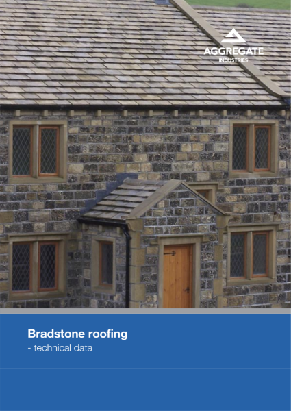 Bradstone Roofing technical data