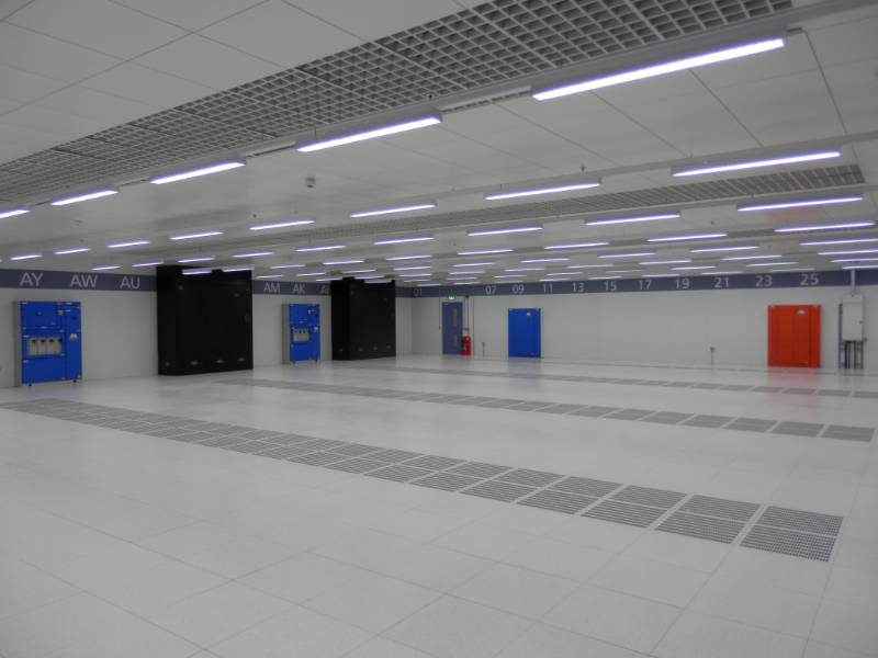 Data Centre-Chessington.