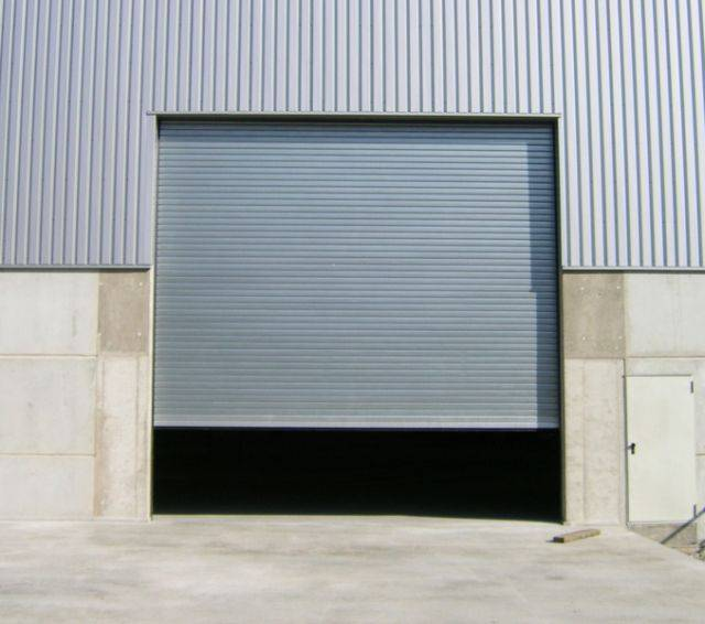i100 Elite SR4 Steel Security Shutter