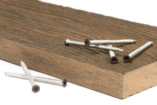 Rustic Decking (Colour Coded Screw Fixing)