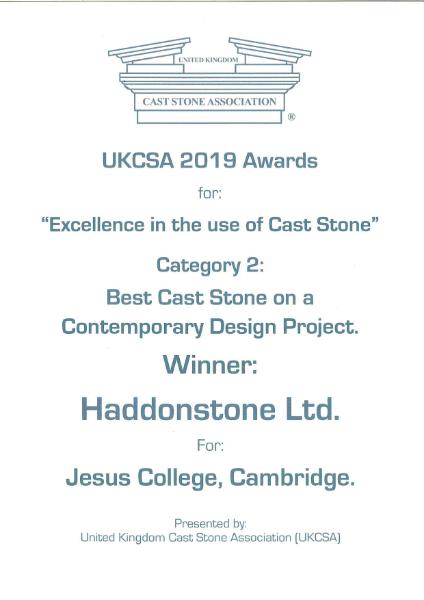 UKCSA 2019 Awards