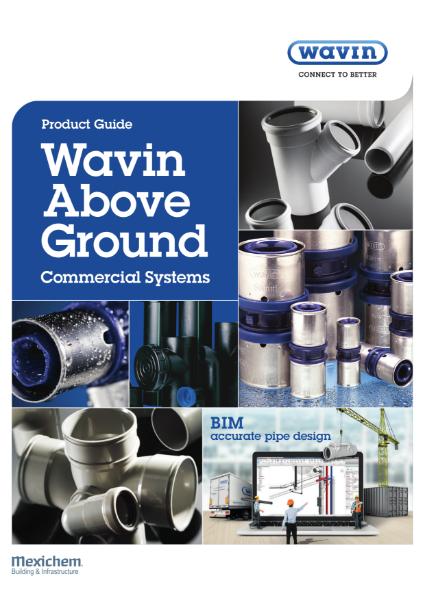 Wavin Above Ground Brochure
