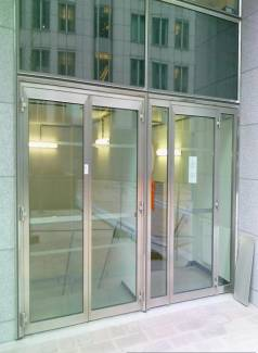 PiroSign Fire Rated Swing Doors