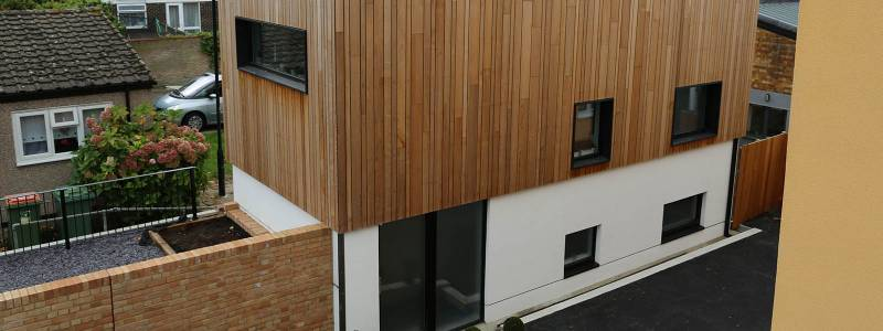 Knauf products used in Grand Designs London home