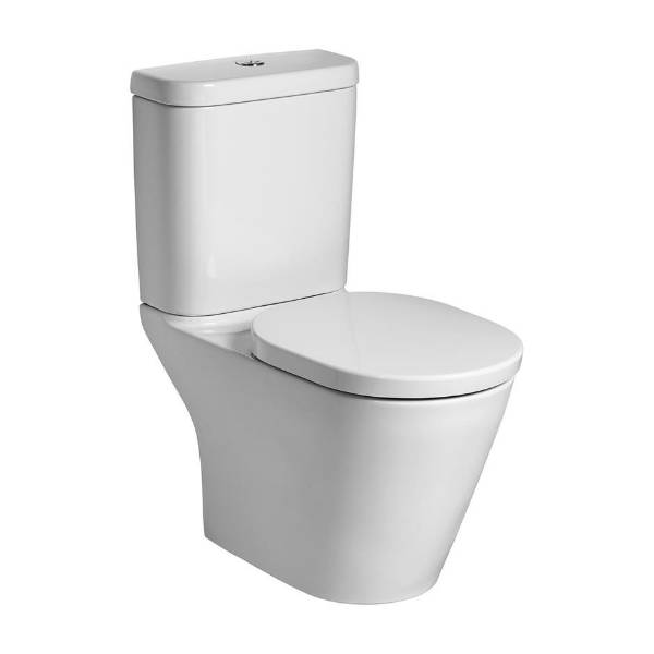 Mincio Close Coupled WC Suite with Aquablade technology