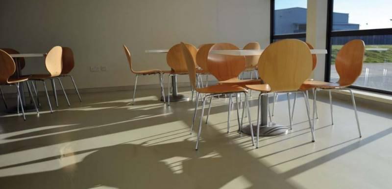 Resin flooring system Resuflor Topfloor FX
