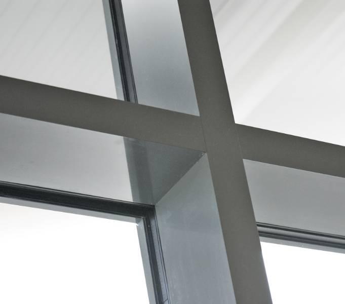 Kestrel Aluminium Systems Curtain Walling
