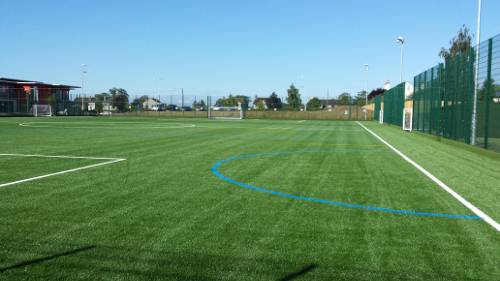 Artificial Grass Case Study - Huish Episcopi Academy