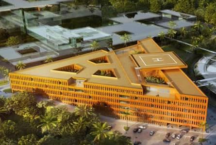 CHU Hospital