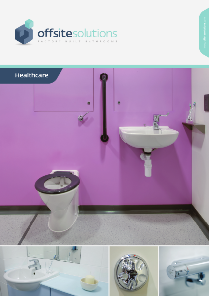 Offsite Solutions Healthcare Bathroom Pods Brochure