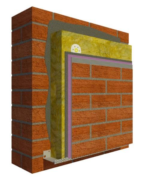 webertherm XM FM048 External Wall Insulation