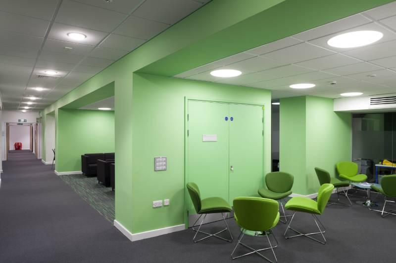Sunderland University, Pasteur Building