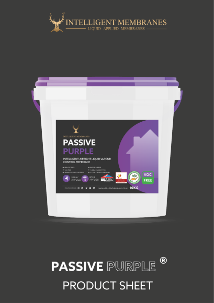 Passive Purple Product sheet