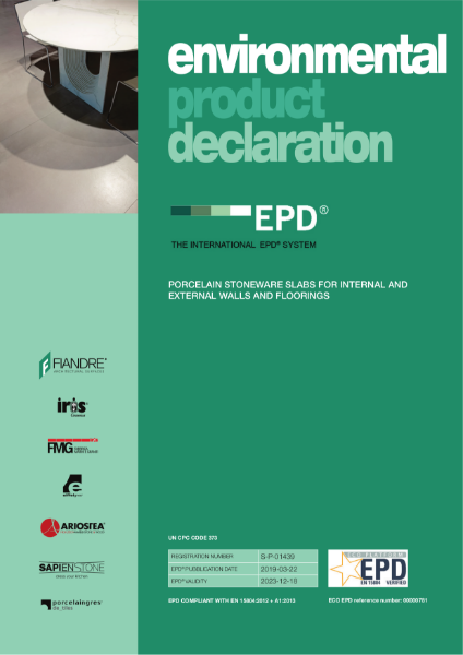 EPD Environmental Product Declaration